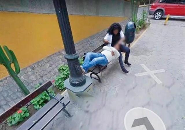 Муж узнал об измене жены из Google Maps
