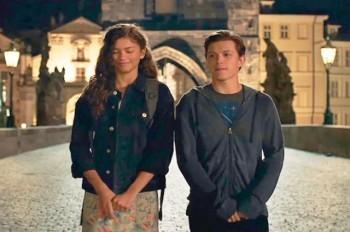 Вышел трейлер снимавшегося в Праге фильма о Человеке-пауке
