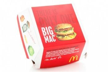 McDonald's потеряла права на бренд «Биг-Мак» в Евросоюзе