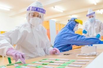 Суточный прирост инфицированных в Чехии существенно снизился
