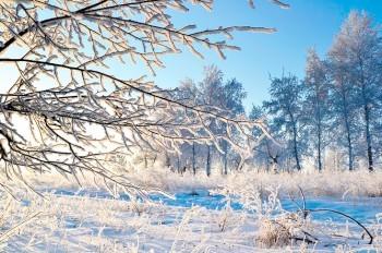 В Чехию идут морозы до -12°C