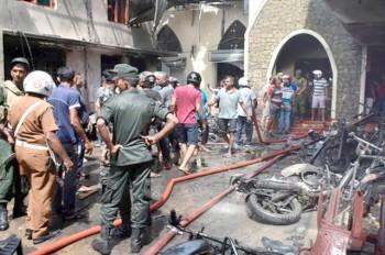 В терактах на Шри-Ланке погибли трое детей богатейшего бизнесмена Дании