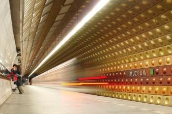 Станция метро Muzeum заработала в штатном режиме